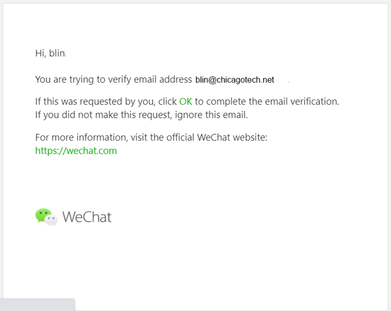 Settings error wechat network connection your check WeChat restore