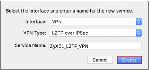 How to Set Up L2TP VPN Tunnel on MAC OS