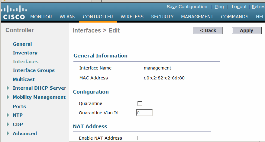 How to configure multiple SSID using one port on Cisco WLC