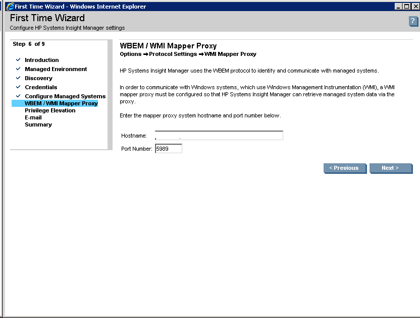 How to install HP System Insight Manager - Step by step with