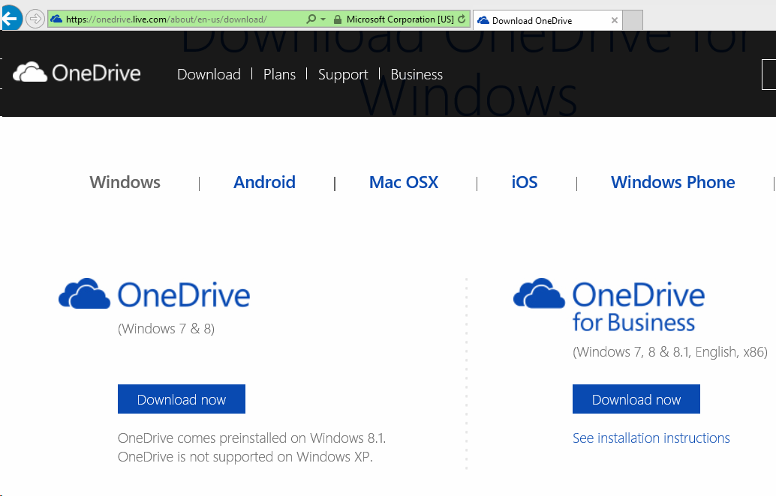 How to download and install Microsoft OneDrive - Step by ... Onedrive Download