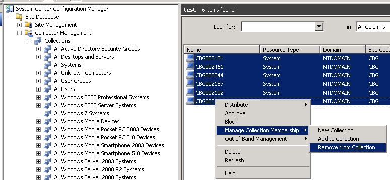 SCCM How to - Step by step with screenshots
