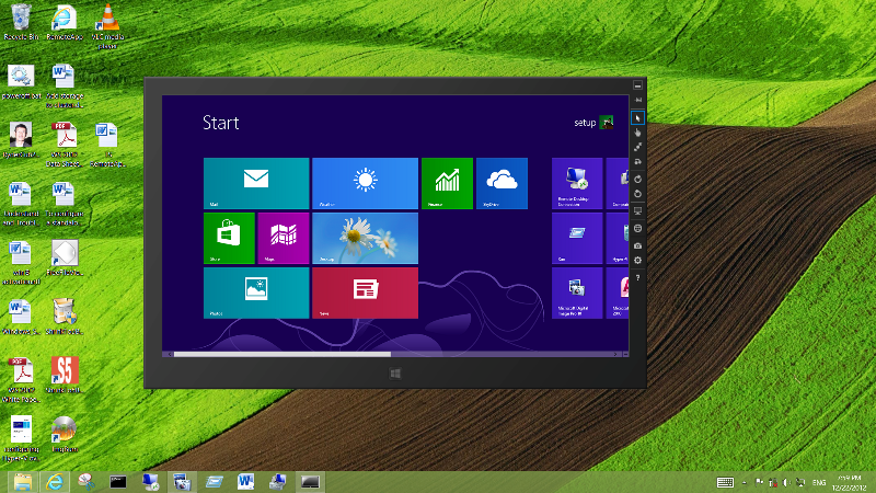 How to install and run Windows 8 Simulator - Step by step